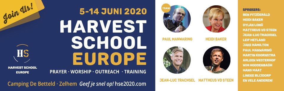 Harvest school europ 1 nov 2019
